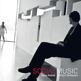 SOCIAL MUSIC albumcover Vijay Slager